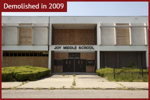 Joy Middle School