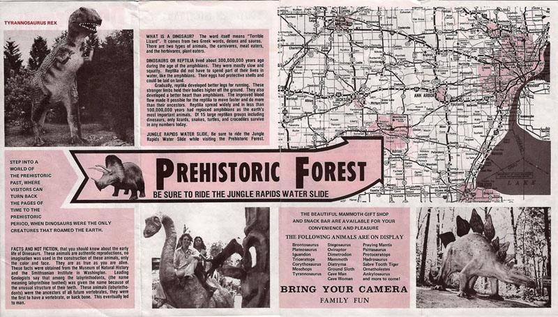 Detroiturbex Com Abandoned Prehistoric Forest