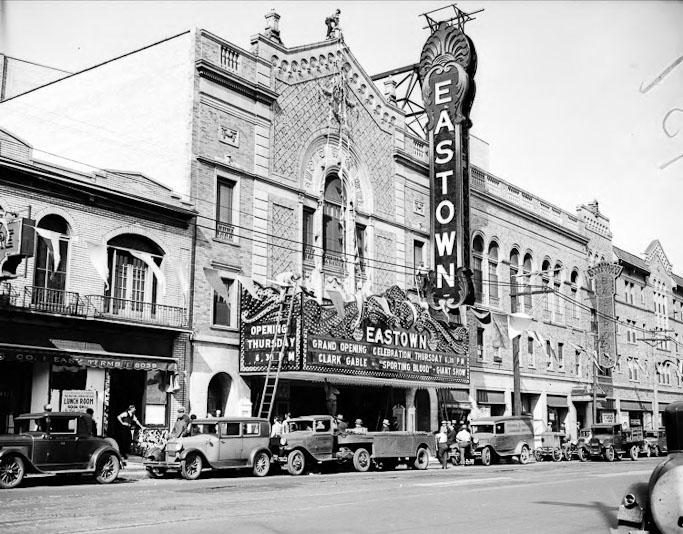 Detroiturbex Com Eastown Theater