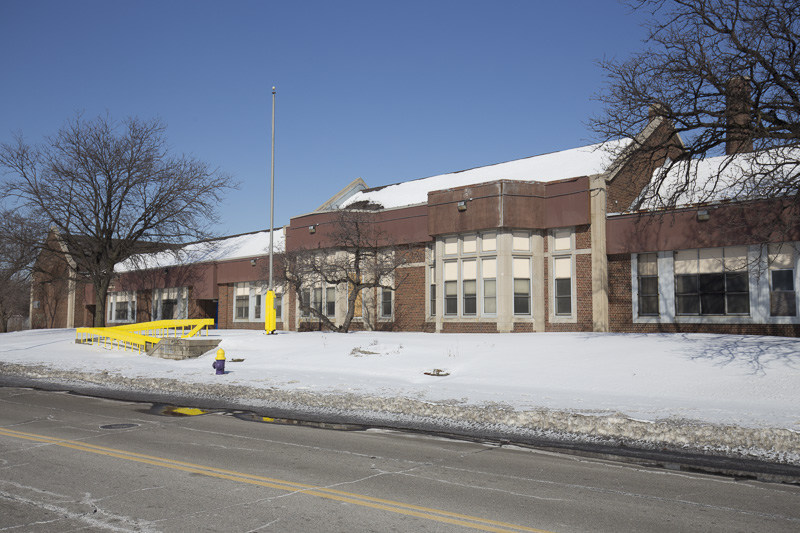 The School In 2015.